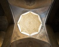Dome of an ancient mosque Royalty Free Stock Photography