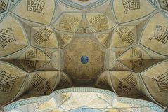Dome of an ancient mosque Stock Photography