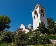 Dome of Ancona. San Ciriaco church, dome of Ancona Royalty Free Stock Photos