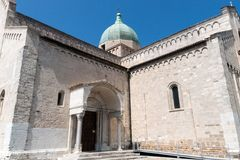 Dome of Ancona Stock Photo