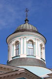 Dome of Armenian orthodox church in St. Petersburg. Russia Royalty Free Stock Photography