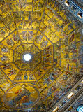 Dome of Baptistery di San Giovanni. Florence, Italy Royalty Free Stock Photography