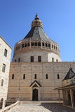 The Dome of the Basilica of the Annunciation Royalty Free Stock Images