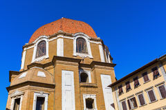 Dome of Basilica di San Lorenzo in Florence Royalty Free Stock Image