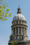 Dome. The dome of the Basilica of Notre Dame in Boulogne, Northern France Royalty Free Stock Photography