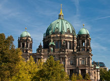 Dome in Berlin Royalty Free Stock Photos