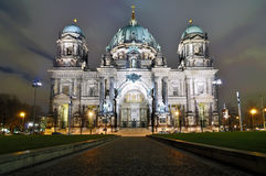Dome in berlin, germany Stock Images