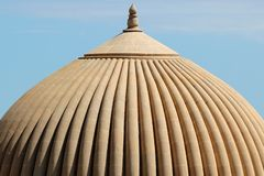 Dome of Bibi-Heybat historical mosque in Baku, Azerbaijan.  stock photos