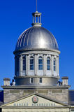 Dome of Bonsecours Market Stock Photography