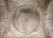 Dome  brick detailing Topkapi Palace Istanbul Royalty Free Stock Photo