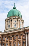 Dome of Buda Castle Royalty Free Stock Photos