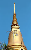 Dome Buddhist temple Royalty Free Stock Images