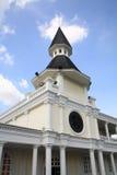 Dome building landmark at Thammasat alumni society in Bangkok Royalty Free Stock Photography