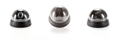 Dome Camera Royalty Free Stock Photos
