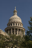 Dome of Capital State of Texas Stock Image