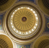 Dome of Captiol Building Stock Images