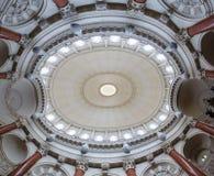 Dome in Carmelite Church Stock Photo