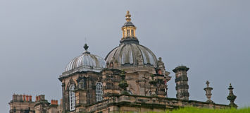 Dome of castle howard Stock Photo