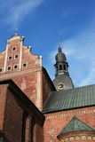 Dome Cathedral. The Dome Cathedral (Old Town, Riga, Latvia Stock Image