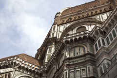Dome of the cathedral of Florence Stock Photo