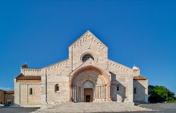Dome of Cathedral, Italy, Ancona Royalty Free Stock Image