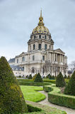 The Dome Cathedral, Les Invalides, Paris Stock Photography