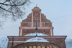 Dome Cathedral in Riga Royalty Free Stock Photography