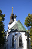 The Dome Cathedral in Tallinn Royalty Free Stock Photo