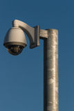 Dome CCTV camera Royalty Free Stock Photos
