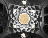 Dome ceiling Royalty Free Stock Images
