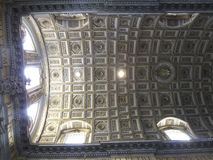 Dome Ceiling Tiles Royalty Free Stock Images