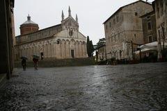 Massa marittima tuscany in italy Stock Photos