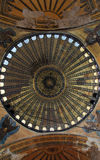 Dome of Chora Church, istanbul Stock Photos