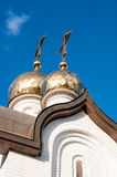 The dome of the Christian Church. Royalty Free Stock Images