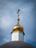 Dome of church Stock Photography