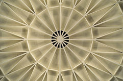 Dome church Ceiling Royalty Free Stock Image