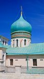 Dome of the Church of Constantine and Helen. New Jerusalem Royalty Free Stock Photography