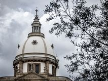 Dome of Sameiro royalty free stock photos
