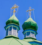 Dome of the Church of St. John the Theologian. (1606) Royalty Free Stock Photography