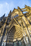 Dome in cologne Stock Images