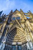 Dome in cologne Royalty Free Stock Photos