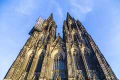 Dome in cologne Stock Image