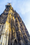 Dome in cologne Royalty Free Stock Image