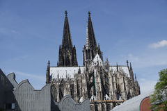 Dome of cologne Stock Image