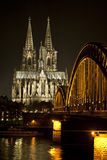 Dome of Cologne Germany Royalty Free Stock Photography