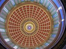 Dome Detail Stock Image