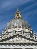 Dome Detail Royalty Free Stock Photography