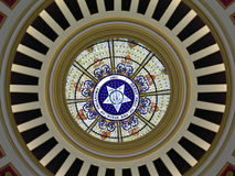 Dome Detail Great Seal Stock Image