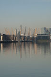 Dome & Docklands Royalty Free Stock Photography