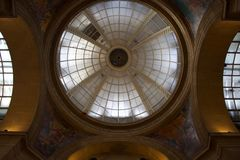 A dome and a fine art Stock Photography